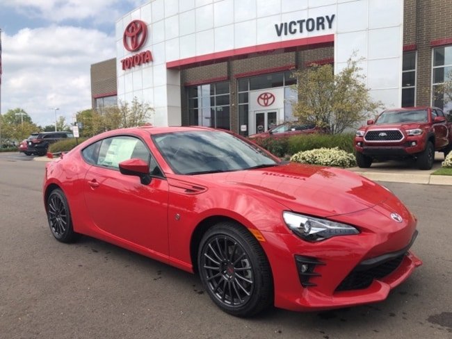 New 2019 Toyota 86 For Sale At Victory Automotive Group Vin