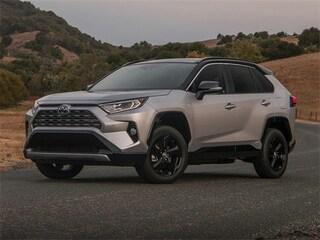 New 2019 Toyota RAV4 Hybrid XSE SUV JTMEWRFV4KD507233