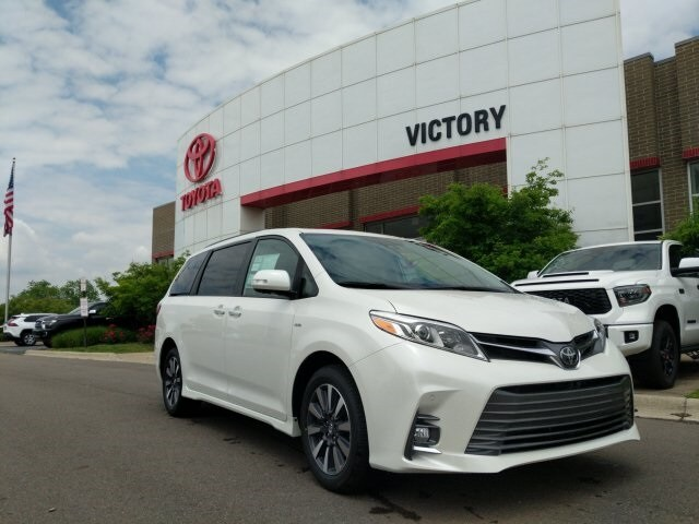 Victory Automotive Group >> New 2020 Toyota Sienna For Sale At Victory Automotive Group Vin 5tddz3dc5ls232723