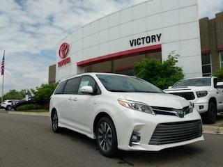 New 2020 Toyota Sienna Limited Premium 7 Passenger Van Passenger Van 5TDDZ3DC5LS232723