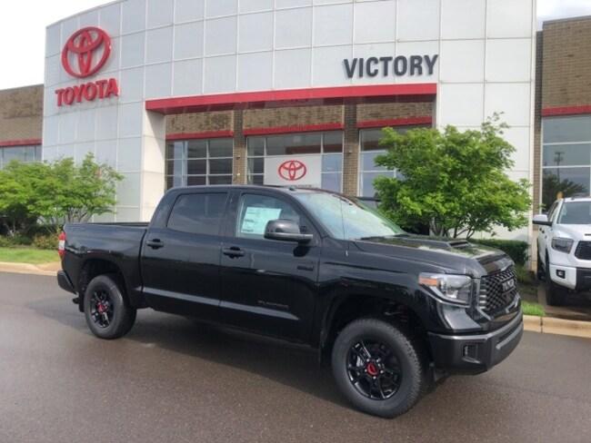 New 2019 Toyota Tundra TRD Pro 5.7L V8 Truck CrewMax 5TFDY5F18KX846930 5TFDY5F18KX846930 for sale near Detroit MI