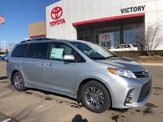 New 2019 Toyota Sienna XLE Premium 8 Passenger Van 5TDYZ3DC5KS002924