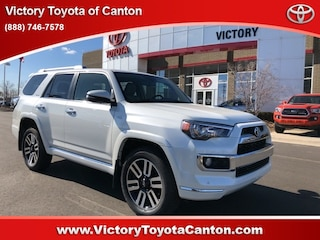 New 2018 Toyota 4Runner Limited SUV JTEBU5JR8J5542308