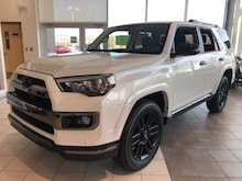 2019 Toyota 4Runner Limited Nightshade SUV JTEBU5JR3K5630524