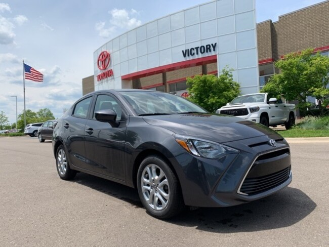 Toyota Yaris For Sale >> Used 2018 Toyota Yaris Ia 17u06009 For Sale Canton Near Ann