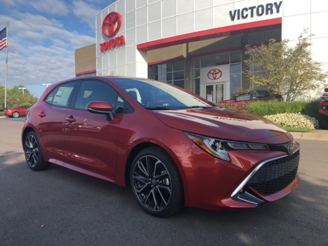 New 2019 Toyota Corolla Hatchback 1704684 For Sale Near Ann Arbor
