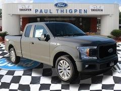 New 2018 Ford F-150 XL Truck in Vidalia, GA