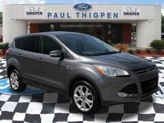 Used 2013 Ford Escape SEL SUV in Vidalia, GA