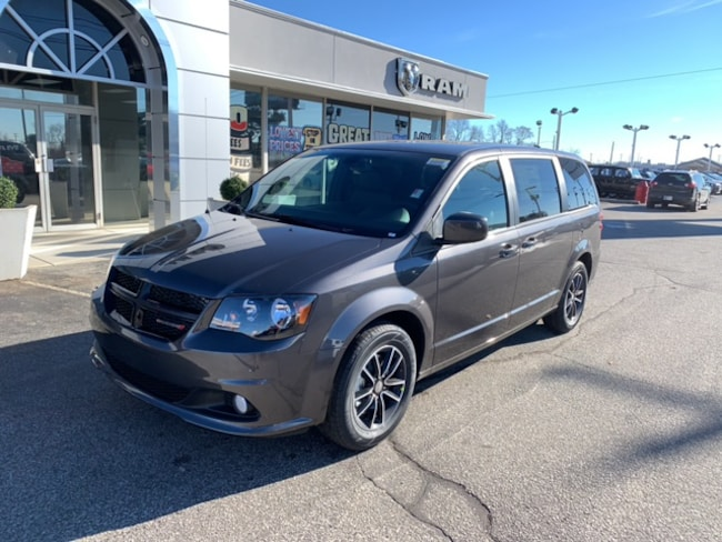 New 2019 Dodge Grand Caravan SXT Passenger Van in Terre-Haute