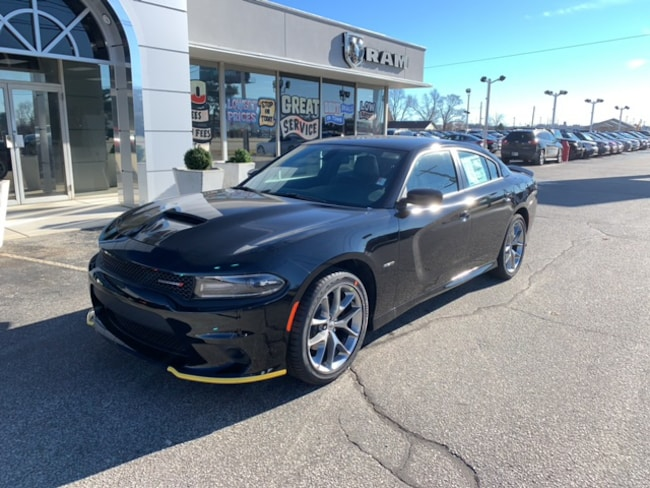 New 2019 Dodge Charger R/T RWD Sedan in Terre-Haute