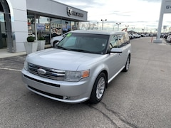 Used 2010 Ford Flex SEL SUV under $10,000 for Sale in Terre Haute, IN