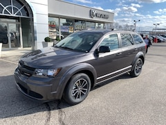 New Dodge Ram for sale 2018 Dodge Journey SE Sport Utility in Terre Haute, IN