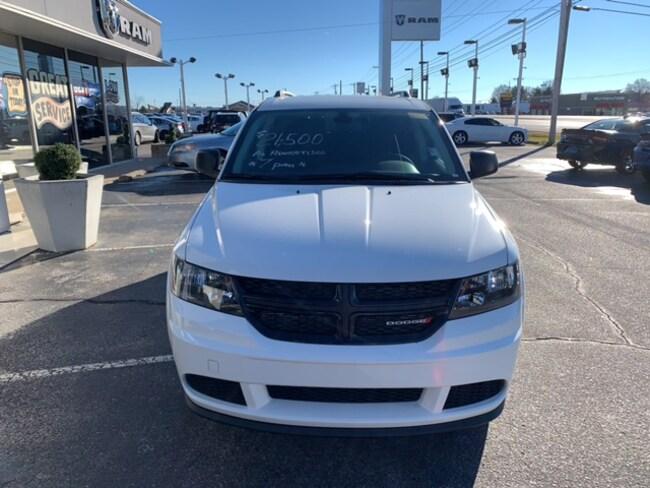 New 2018 Dodge Journey SE FWD Sport Utility in Terre-Haute