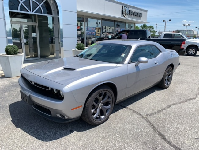 Used 2018 Dodge Challenger SXT PLUS Coupe in Terre Haute