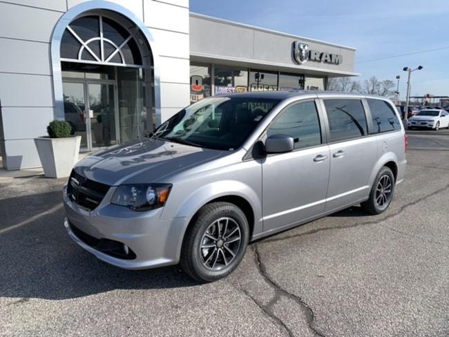 New 2019 Dodge Grand Caravan SXT Passenger Van in Terre-Haute