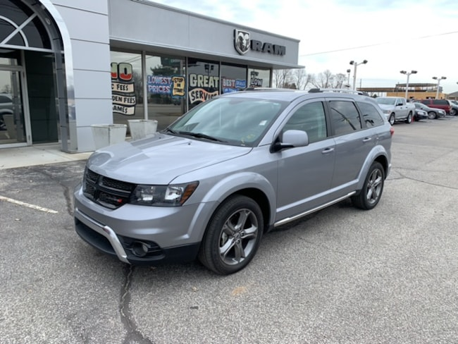 Used 2018 Dodge Journey CROSSROADS SUV in Terre Haute