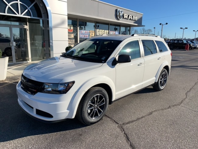 New 2018 Dodge Journey SE Sport Utility in Terre-Haute