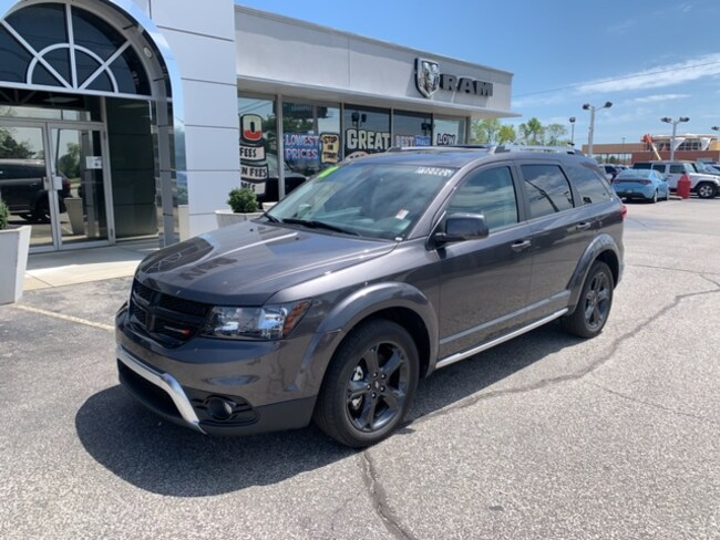 Used 2018 Dodge Journey CROSSROADS    AWD SUV in Terre Haute