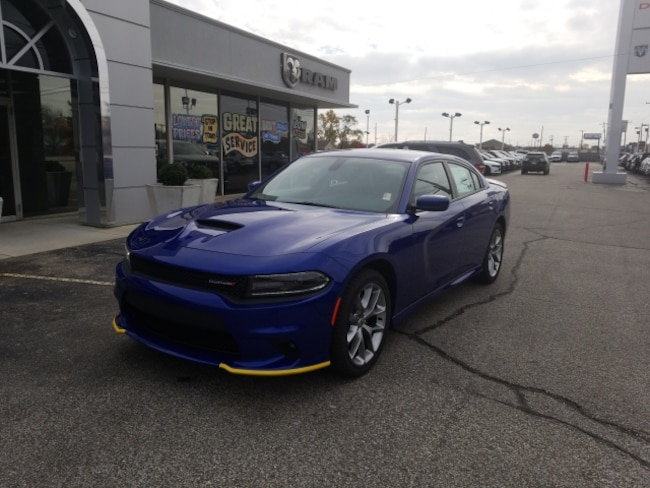 New 2019 Dodge Charger GT Sedan in Terre-Haute