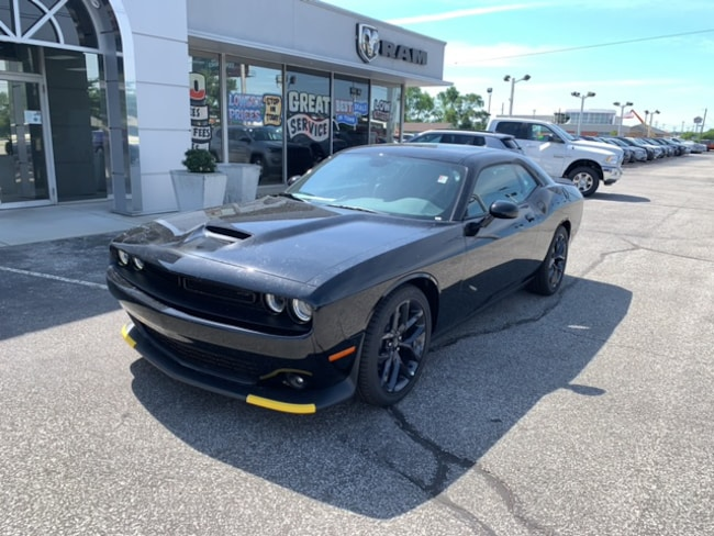 New 2019 Dodge Challenger GT Coupe in Terre-Haute