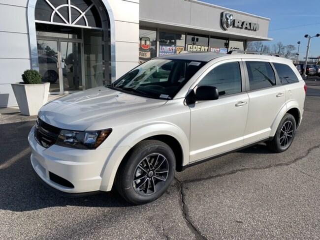 New 2018 Dodge Journey SE Sport Utility in Terre-Haute