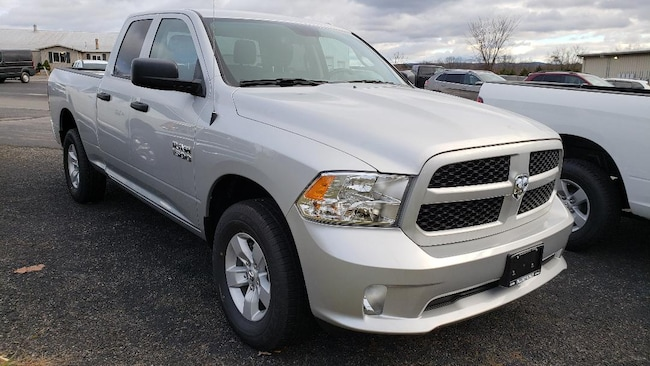 New 2018 Ram 1500 EXPRESS QUAD CAB 4X4 6'4 BOX Quad Cab for sale in Hudson NY