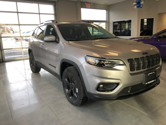 New 2019 Jeep Cherokee ALTITUDE 4X4 Sport Utility for sale in Hudson NY