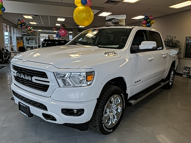New 2019 Ram 1500 BIG HORN / LONE STAR CREW CAB 4X4 5'7 BOX Crew Cab for sale in Hudson NY