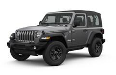 New  2019 Jeep Wrangler SPORT 4X4 Sport Utility 1C4GJXAG3KW558943 P19136 for sale in Manorville