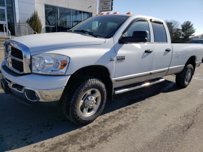 Used 2007 Dodge Ram 3500 Truck Quad Cab for sale in Hudson NY