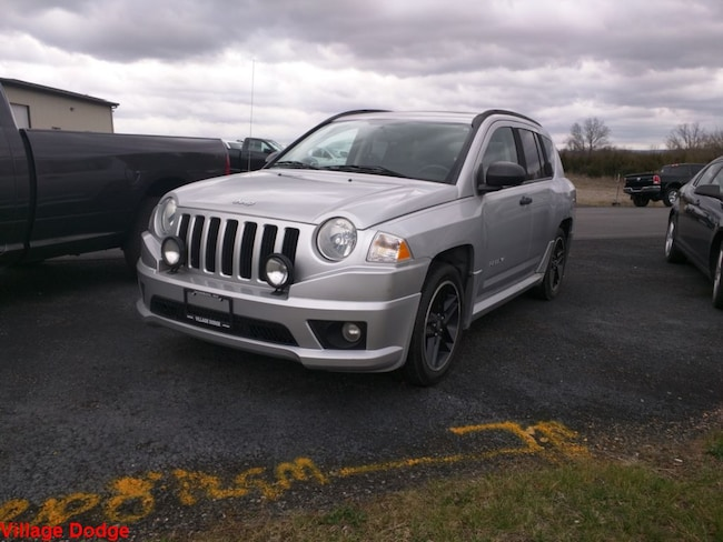 Used 2007 Jeep Compass Rallye For Sale Hudson Ny Vin