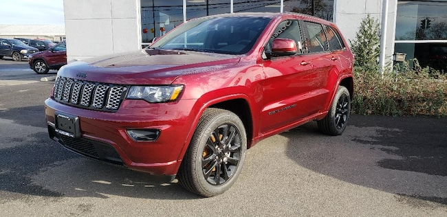 New 2019 Jeep Grand Cherokee ALTITUDE 4X4 Sport Utility for sale in Hudson NY