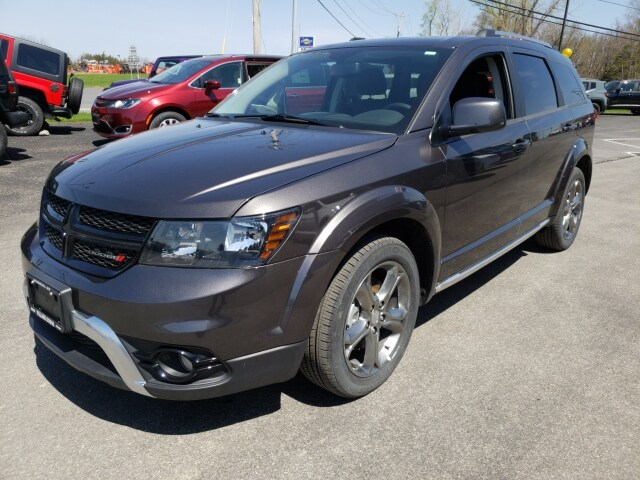 2017 Dodge Journey CROSSROAD PLUS AWD Sport Utility