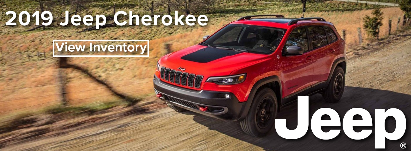 New 2019 Jeep Cherokee Located In Hudson Area Village Dodge