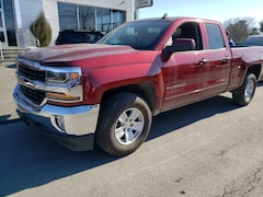 Used 2016 Chevrolet Silverado 1500 LT Truck Double Cab for sale in Manorville