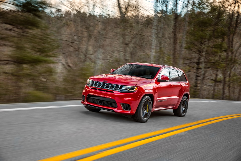 It Probably Comes As No Surprise To You That The Jeep Grand Cherokee Is  Both A Capable Adventurer And A Sophisticated Daily Driver.