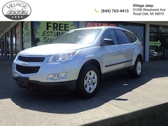 2010 Chevrolet Traverse LS SUV