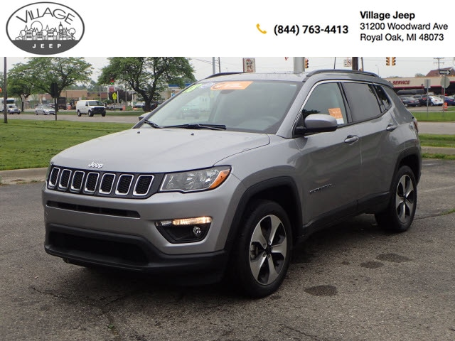 Drivers Village Jeep >> Used Cars Royal Oak Village Jeep Mi Certified