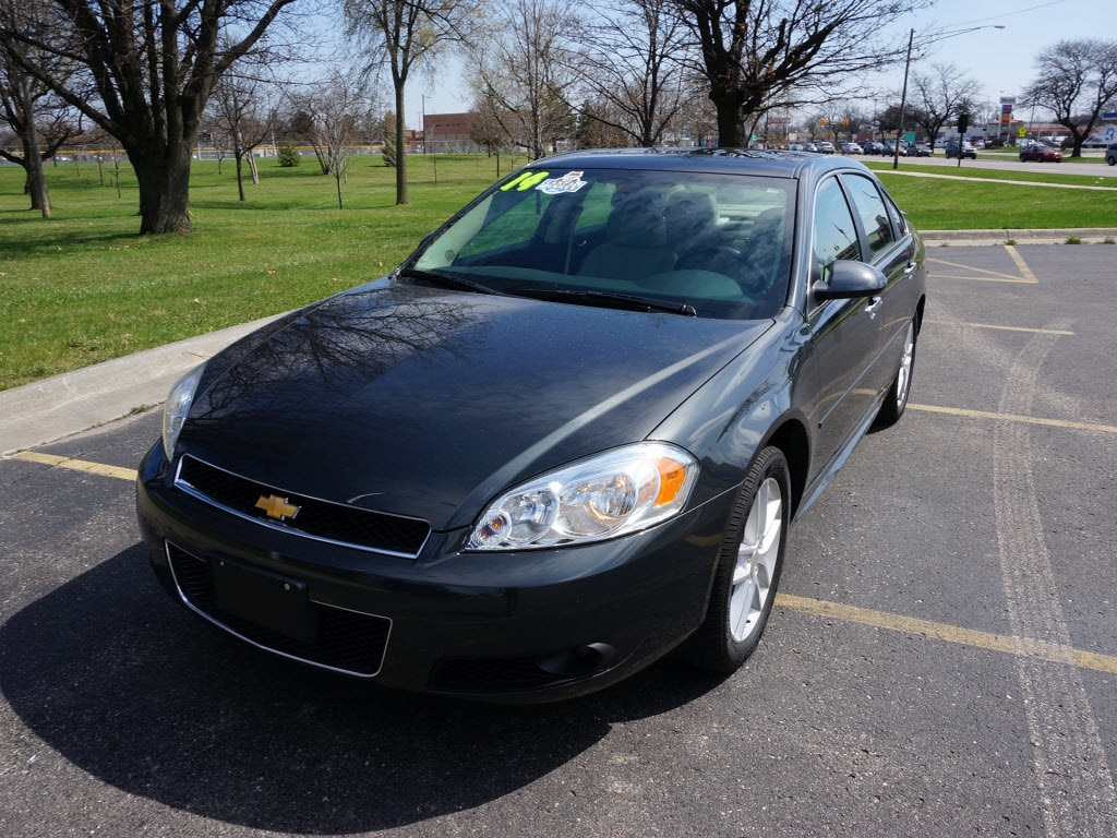 used 2014 chevrolet impala limited ltz for sale in royal oak mi vin 2g1wc5e39e1151991. Black Bedroom Furniture Sets. Home Design Ideas