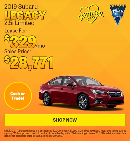 2019 June Legacy Limited