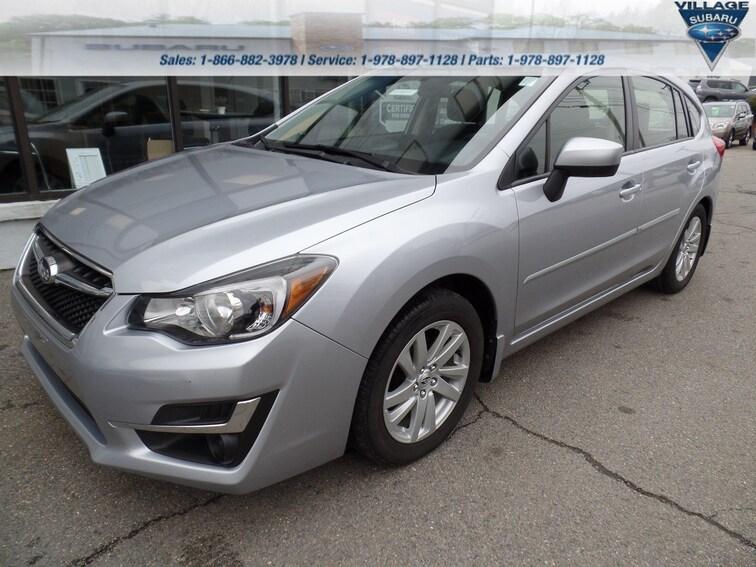 Used 2015 Subaru Impreza Wagon 2.0i Premium CVT 2.0i Premium in Acton Massachusetts