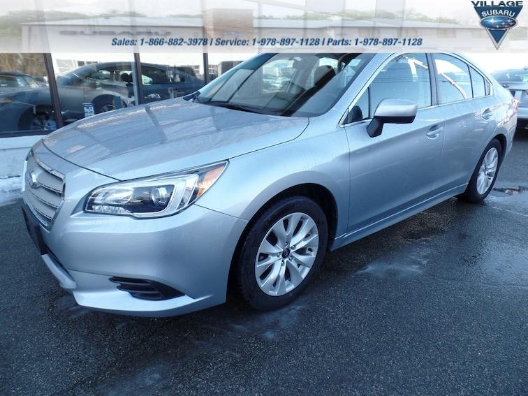 Used 2017 Subaru Legacy Premium 2.5i Premium in Acton Massachusetts