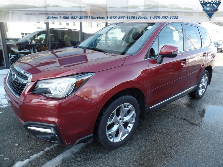 Used 2017 Subaru Forester Touring 2.5i Touring CVT in Acton Massachusetts