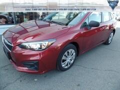 Certified Used 2018 Subaru Impreza 2.0i  CVT Boston Massachusetts