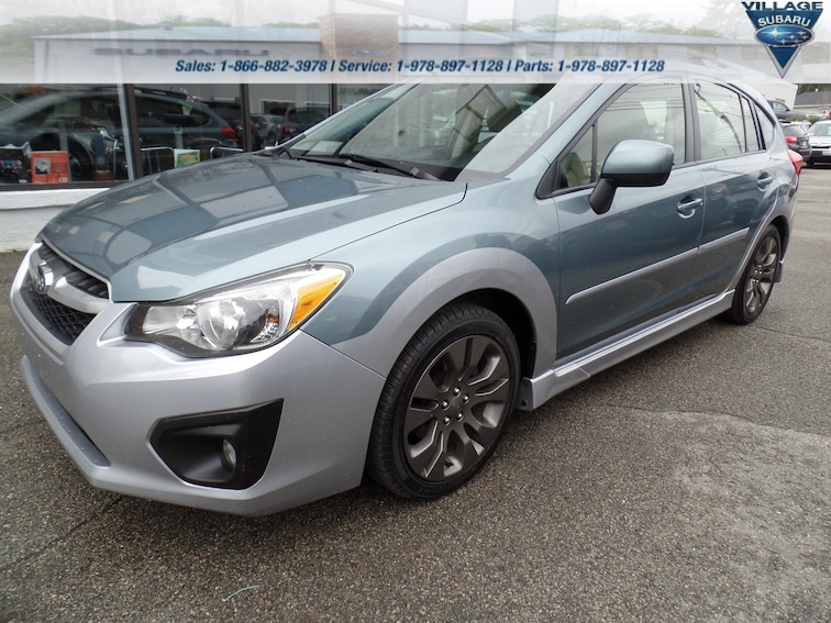 Used 2012 Subaru Impreza Wagon 2.0i Sport Limited Auto 2.0i Sport Limited in Acton Massachusetts