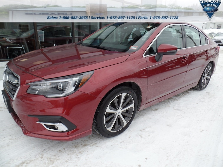 Certified Used 2019 Subaru Legacy Limited 2.5i Limited in Acton Massachusetts
