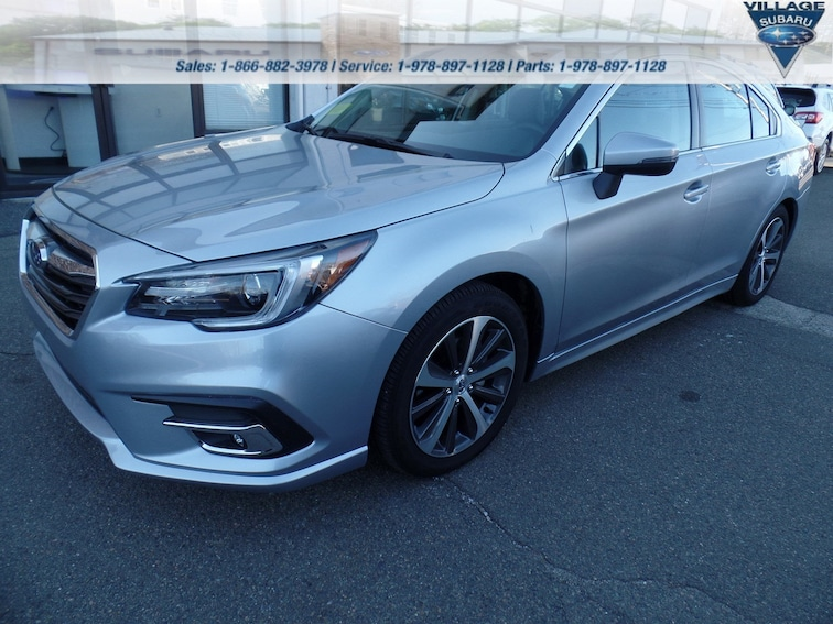 Certified Used 2018 Subaru Legacy Limited 2.5i Limited in Acton Massachusetts