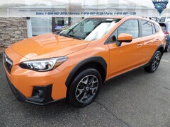 2018 Subaru Crosstrek Premium 2.0i Premium CVT for sale in Acton, MA at Village Subaru