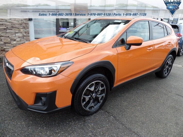 Certified Used 2018 Subaru Crosstrek Premium 2.0i Premium CVT in Acton Massachusetts