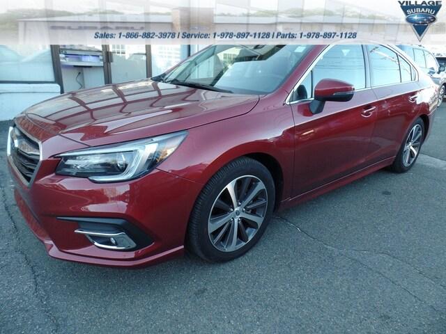 Certified 2018 Used Subaru Legacy For Sale Near Boston | VIN